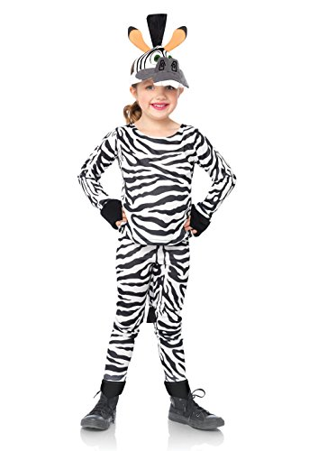 Costume Horse Zebra (Marty the Zebra Child Costume -)