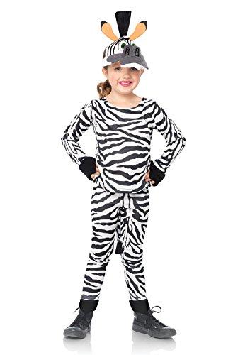 Zebra Costume Horse (Marty the Zebra Child Costume -)