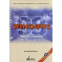 Windows 98: Une approche progressive et pédagogique