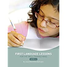First Language Lessons for the Well-Trained Mind: Level 4 Instructor Guide (First Language Lessons)