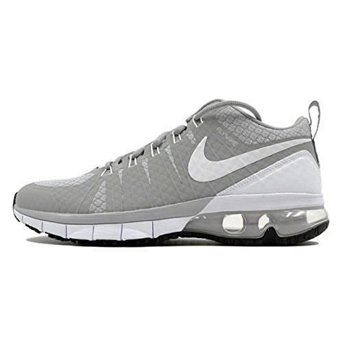 Nike Mens Air Max TR180 Cross Trainer (9.5, Wolf Grey/White-Black)