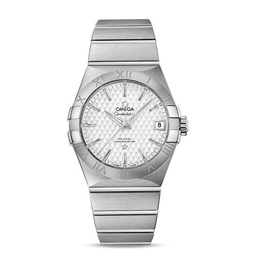 Omega Constellation brush Men 123.10.38.21.02.003 watch