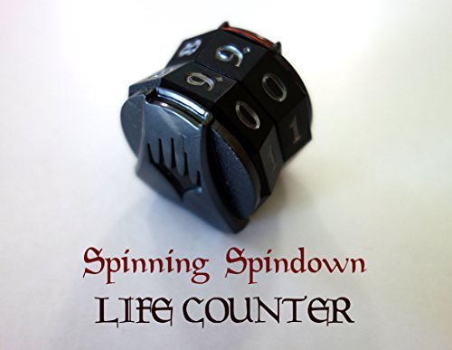Dice Game Life Of (Archenemy: Nicol Bolas, Spinning Spindown LIFE COUNTER)