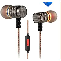 KZ ED2 KZ-ED2 Speical Edition High-End Noise Cancelling Enthusiasts Bass Music Hifi DJ Monitor Studio Sports Metal 3.5mm Stereo Earphones Headphones Earbuds with Micphone for iPhone 5S 6 Samsung HTC MP3 MP4 DVD Music Player