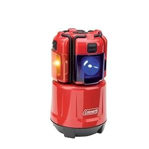Coleman LED Micro Quad - Iluminación para camping - LED rojo 2016