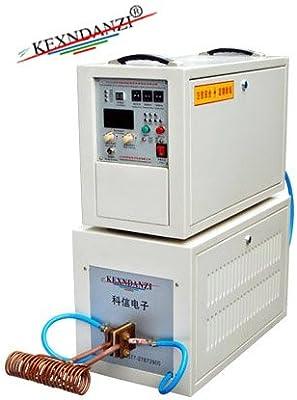 45 kW alta frecuencia inducción máquina de soldadura para acero ...