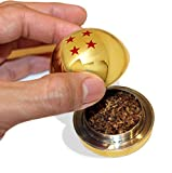 Dragon Ball Z Herb Grinder - 4 Star Golden