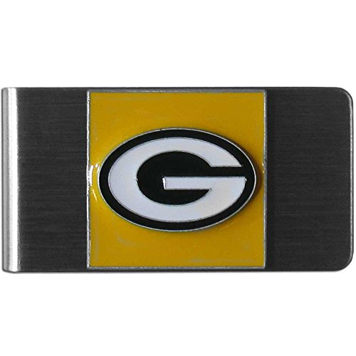 - Officially Licensed NFL Product Personalized Money Clip Free Engraving (Green Bay Packers)