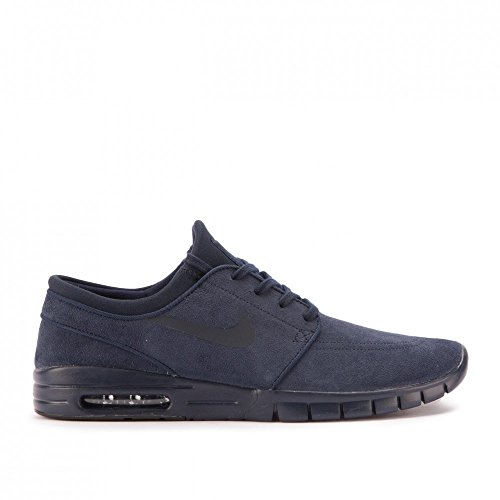 best loved cded8 3969e Galleon - Nike Men s Stefan Janoski Max L Obsidian Dark Obsidian Skate Shoe  8.5 Men US
