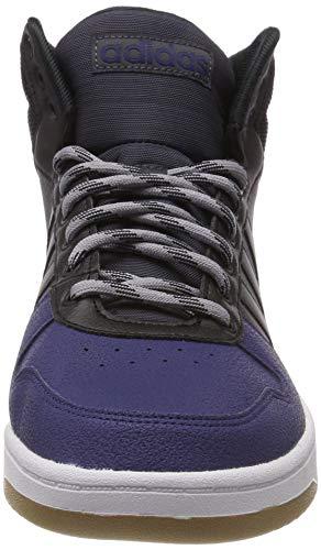 Pour Chaussures core Granite Carbon Noir Hommes Fitness Mid 0 Hoops Adidas 2 De Light S18 Black xBqBwrRt