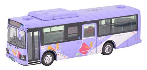 1/80 JH008 松戸新京成バス いすゞ エルガミオ ノンステップバス 「ザ・バスコレクション80」 262183