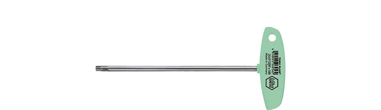 Comfort Grip IP10 x 100mm Wiha 36463 Torx Plus T-Handle