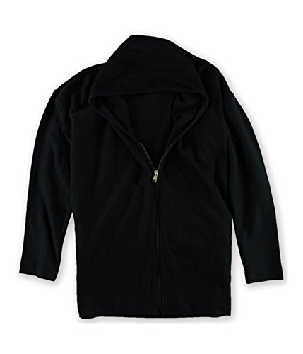 Lauren by Ralph Lauren Women's Large V-Neck Jacket Black L