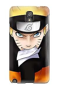 DanRobertse KqzdKjs4806ILkvb Case Cover Skin For Galaxy Note 3 (naruto Uzumaki 2)