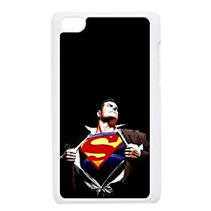 iPod Touch 4 Phone Cases White Superman ECJ4557357