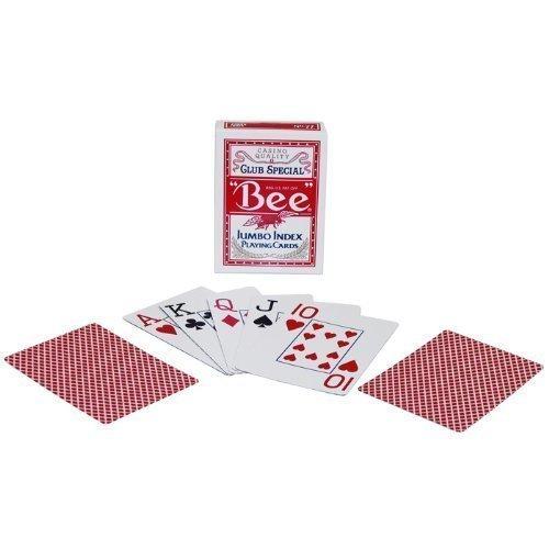 Amazon.com: Bee Diamond Back Poker Playing Cards – Tarjetas ...