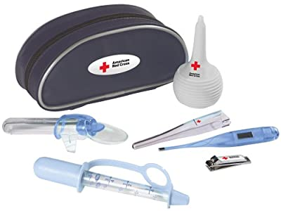 The First Years American Red Cross Baby Healthcare Kit from TOMY