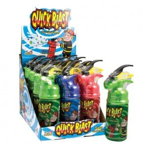 QUICK BLAST SOUR CANDYSPRAY 12 COUNT by QUICK BLAST SOUR CANDYSPRAY 12 COUNT