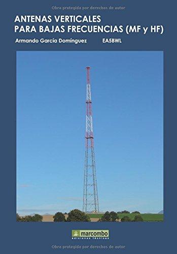 Antenas Verticales para Bajas Frecuencias (MF Y HF): Amazon ...