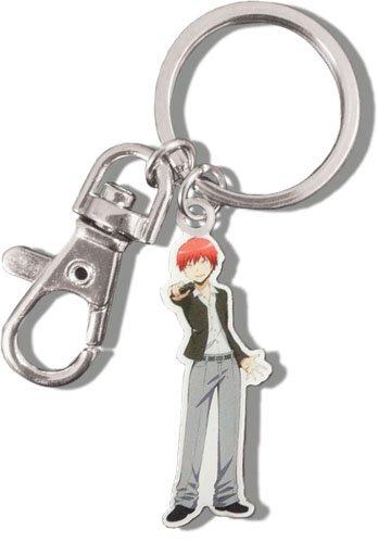 Amazon.com: Key Chain - Assassination Classroom - Akabane ...
