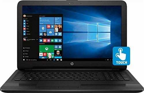 HP 15.6″ High Performance Touchscreen Laptop PC Intel i3-7100u Dual-Core Processor 8GB Memory 1TB HDD DVD+RW HDMI Webcam WIFI Bluetooth Windows 10-Black