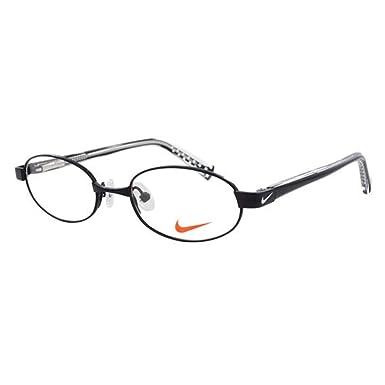 Amazon.com: Nike 5565 Lentes 001 negro Demo lente 43 – 16 ...