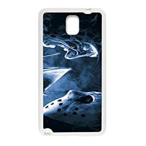 Malcolm Freddy vs. Jason Cell Phone Case for Samsung Galaxy Note3
