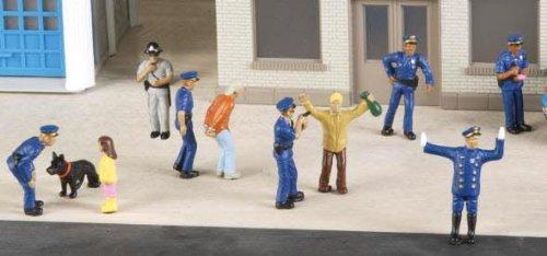 6-21375 KL Police Figures