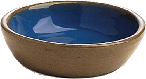 Ethical 5-Inch Cat Or Reptile Stoneware Dish