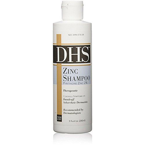 Person And Covey Dhs Zinc Shampoo - 8 Oz