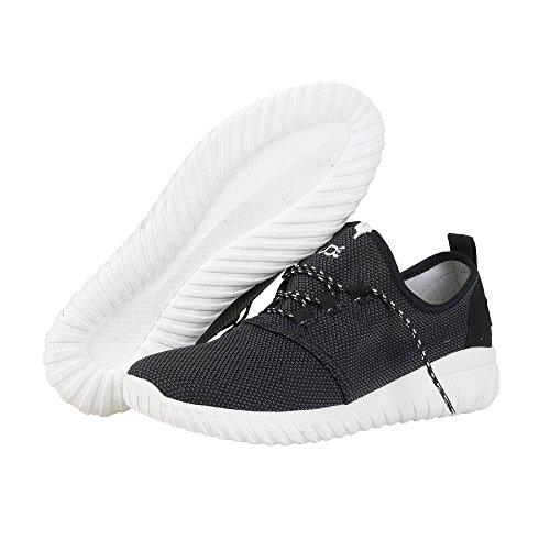 Shoes Onyx Men's Dude Sox Renova Trainer Black Urban Od1RqwfWRa