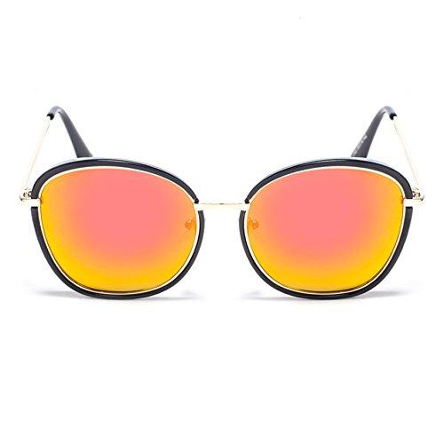6aaf906c92 TIME100-la série de Smileyes Lunettes de soleil femme et monture de lunette  en amande