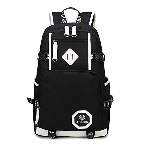 Linbag Popular School Backpack Bookbag
