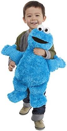 Playskool Sesame Street Cookie Monster Jumbo Plush 20 اینچ
