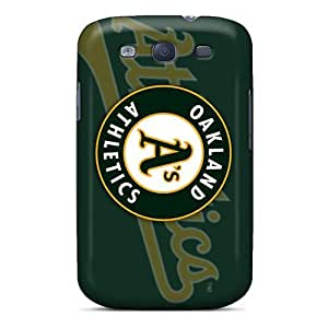 Hot YhO9139DRAS Cases Covers Protector For Galaxy S3- Oakland Athletics