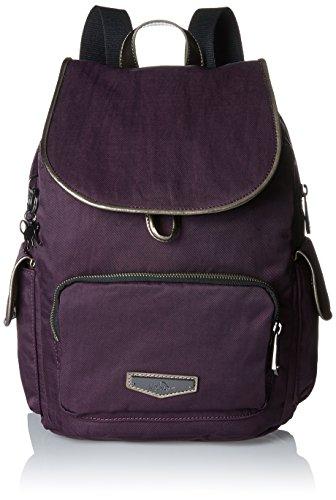 Kipling City Pack S Mini Backpack Deep Velvet by KIPLING