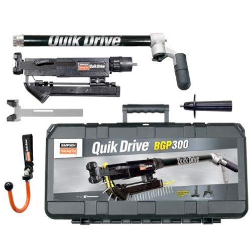 Simpson Strong Tie QDBGP300G2K Quik Drive System Attachment/16