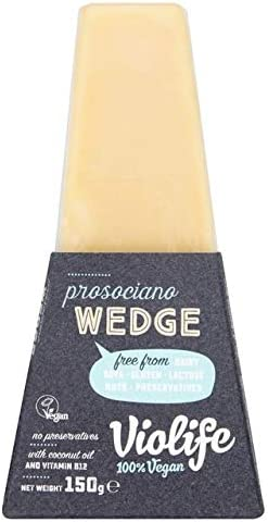 Violife Non-Dairy Cheese Alternative Prosociano with Parmesan Flavour 150g