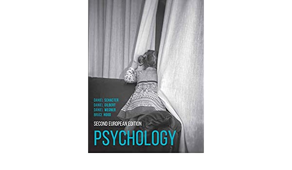 Psychology: Second European Edition (English Edition) eBook ...