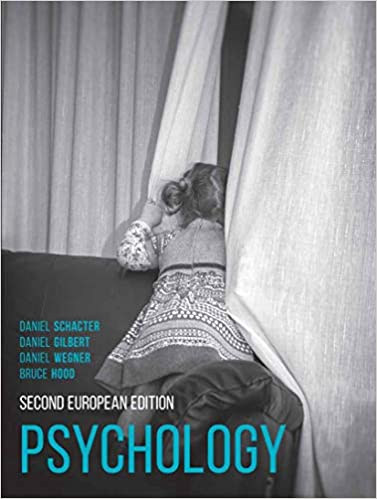 Psychology: Second European Edition 2nd Edition, Kindle Edition