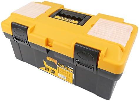Tolsen PN14011618200172790 Caja de herramientas de plástico ...