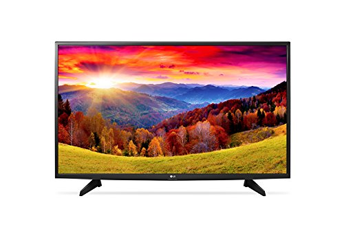 LG 43LH570V Full HD Smart TV Wifi Negro LED TV - Televisor (Full HD, IEEE 802.11b, IEEE 802.11g, IEEE 802.11n, 16:9, 4:3, Zoom, Negro, Direct-LED)