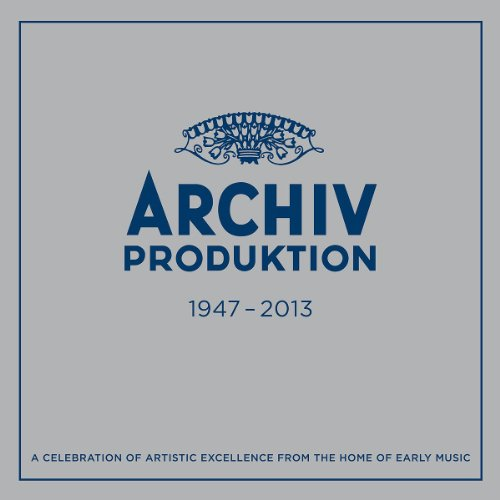 Archiv Produktion: Early Music Studio Of Deutsche Grammophon 1947-2013 [55 CD][Limited Edition Box set] (Clear Controlled Sound)