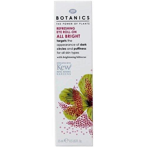 (Boots Botanics All Bright Refreshing Eye Roll-On - 0.51 oz)