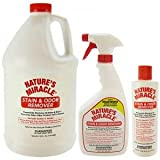 Nature's Miracle Pet Stain and Odor Remover, 1-1/2-Gallon, My Pet Supplies
