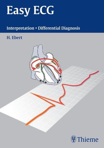 Easy ECG Interpretation Differential Diagnosis (1st 2004) [Ebert]