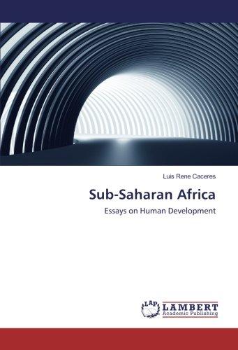 Sub-Saharan Africa: Essays on Human Development pdf epub