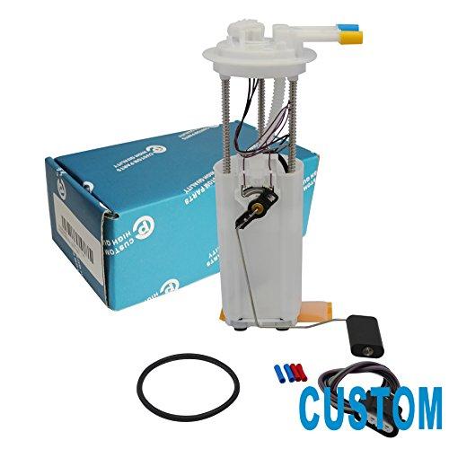 MUCO New Electric Intank Fuel Pump Module Assembly w/ Fuel Level Sensor For 2000-2005 BUICK LESABRE PONTIAC BONNEVILLE BUICK PARK AVENUE CADILLAC DEVILLE CADILLAC SEVILLE/DOICOO E3518M