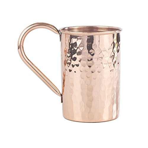 Panchal Creation Bulk Package - 50 Copper Mugs (The Roosevelt Hammered) by Panchal Creation