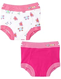 Baby Girls Padded Toddler Potty Training Underwear